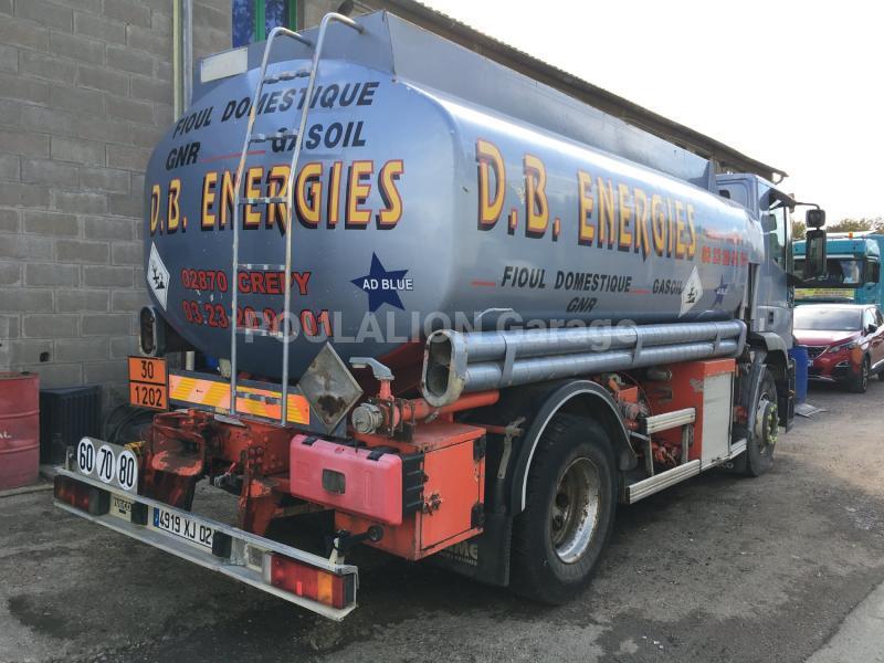 Camion Iveco Eurotech 190E31 Citerne Hydrocarbures