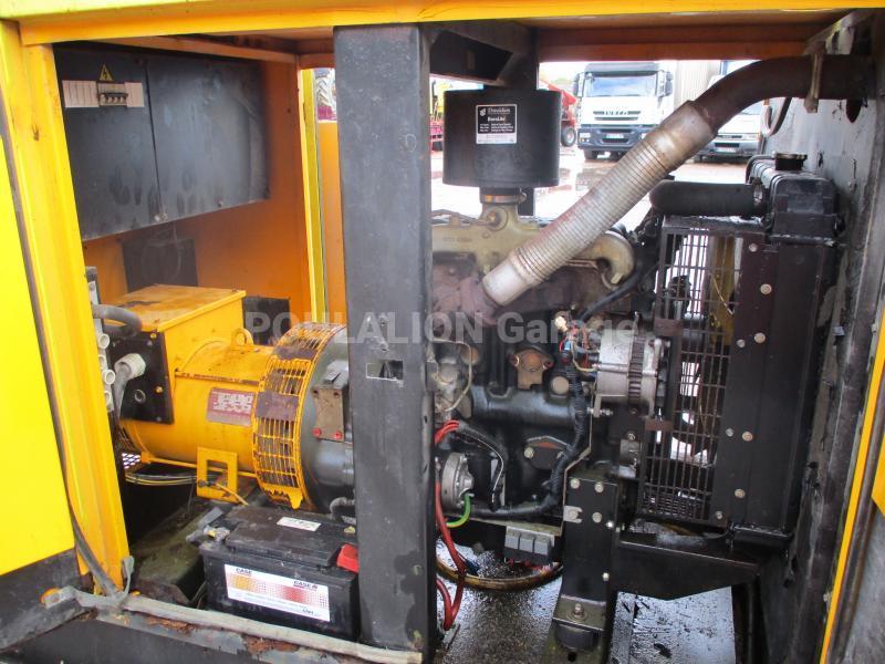 Matériel de chantier Leroy Somer 42.1 Groupe électrogène