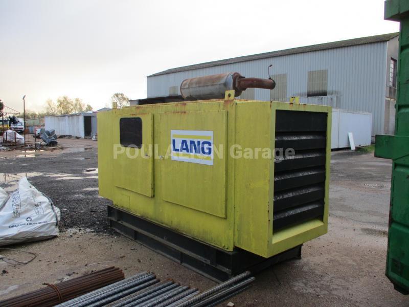 Matériel de chantier Mecc Alte ECP 34-2L/4 Groupe électrogène