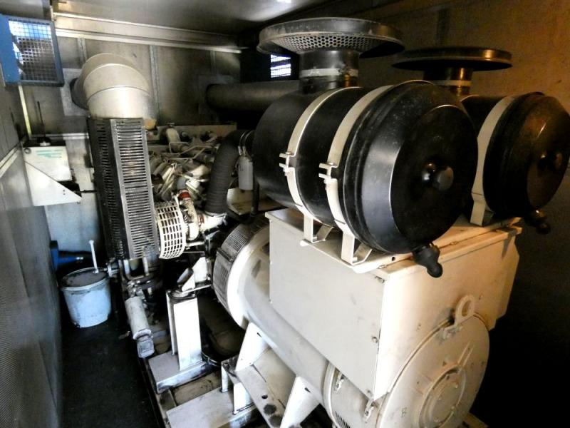 Matériel de chantier Leroy somer 400 kVA Groupe électrogène