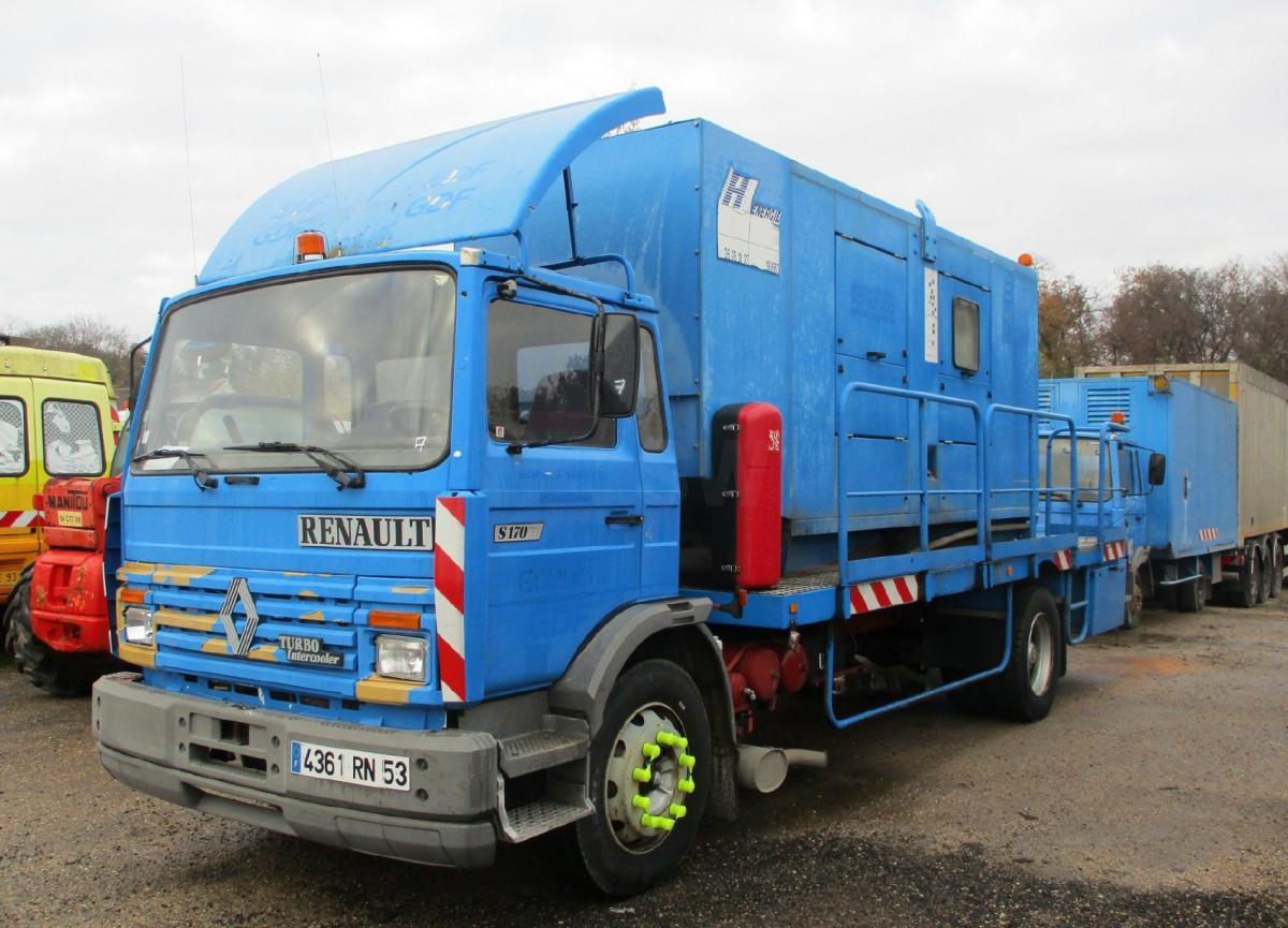 Camion Renault Gamme S 170 Autre