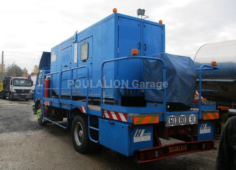 Matériel de chantier Houvenaghel Hennequin 250kVA Groupe électrogène