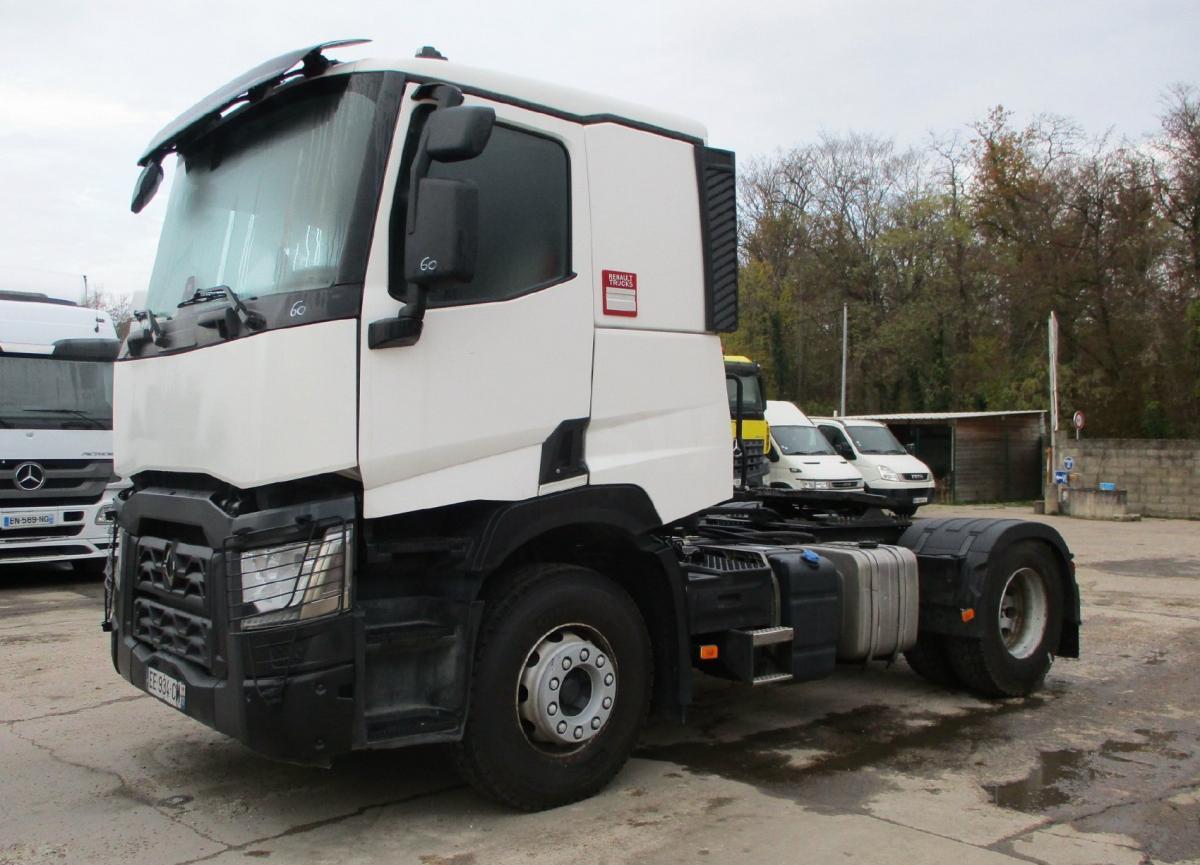 Tracteur Renault Gamme T 460 T4X2 E6