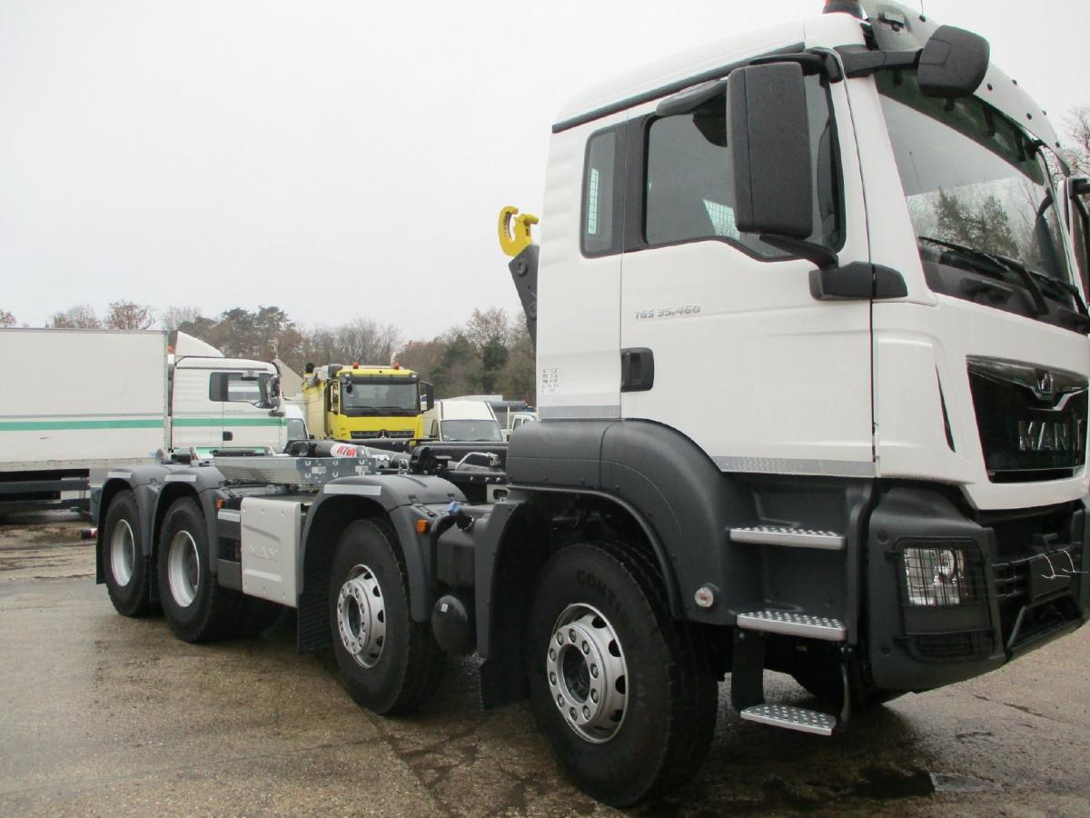 Camion MAN TGS 35.460 Polybenne