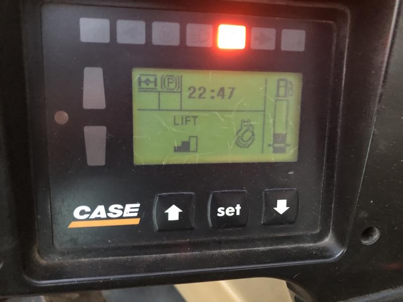 Schaufellader Case WX210 S-2