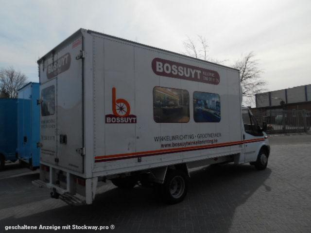 Photo Ford Transit Koffer **EURO 4**  image 8/15