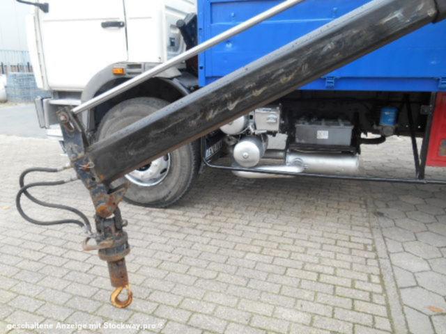 Photo Renault G300 Pristche mit Kran  image 3/6