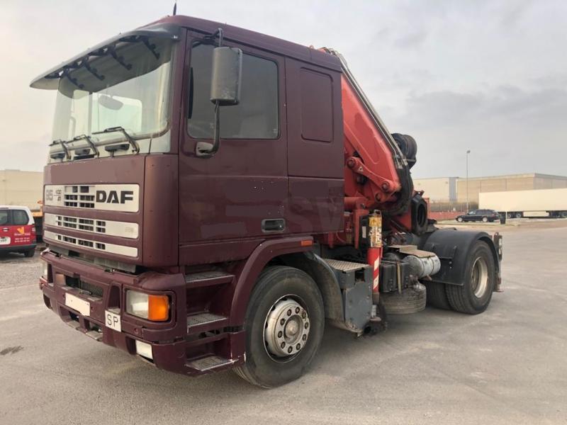 DAF 95 ATI 430