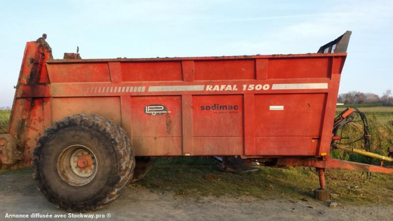 Sodimac RAFAL 1500