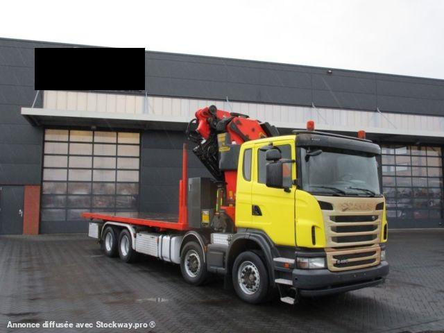 Photo Scania G 480 image 4/12