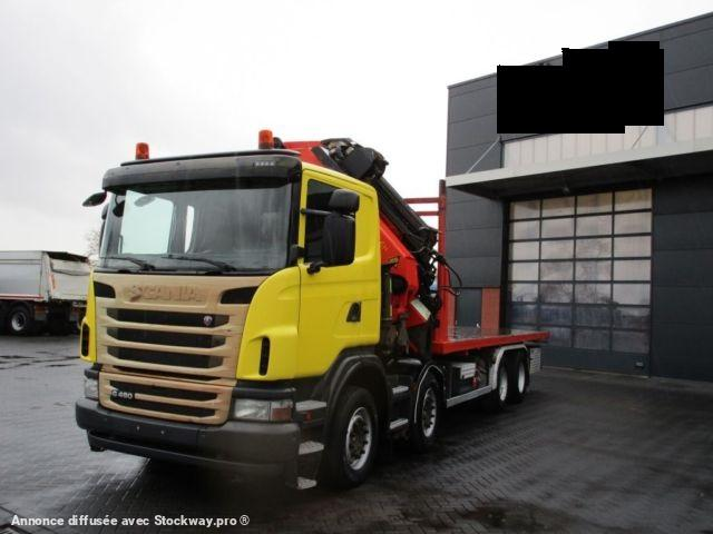Photo Scania G 480 image 5/12