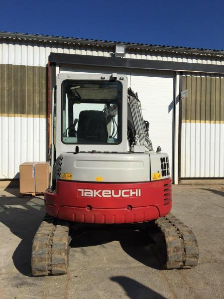 Pelle Takeuchi TB 153 FR