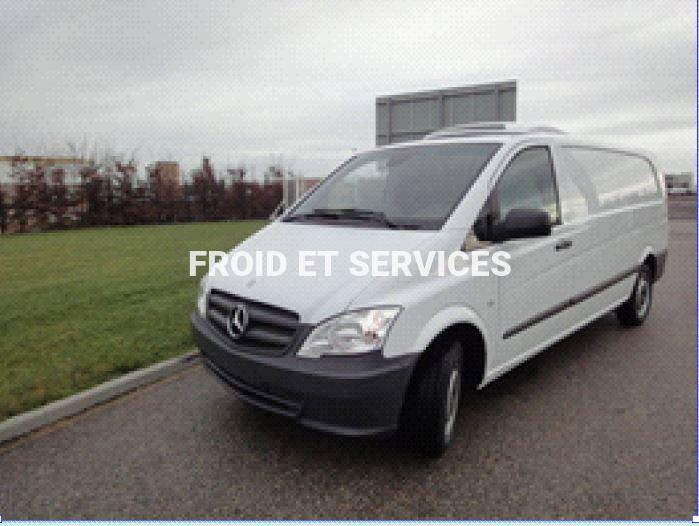 Mercedes-Benz VITO LONG 116 CDI