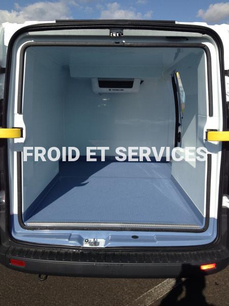 Utilitaire Ford CUSTOM 130CV