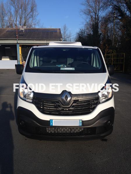 Utilitaire Renault TRAFIC L1H1 GRAND CONFORT