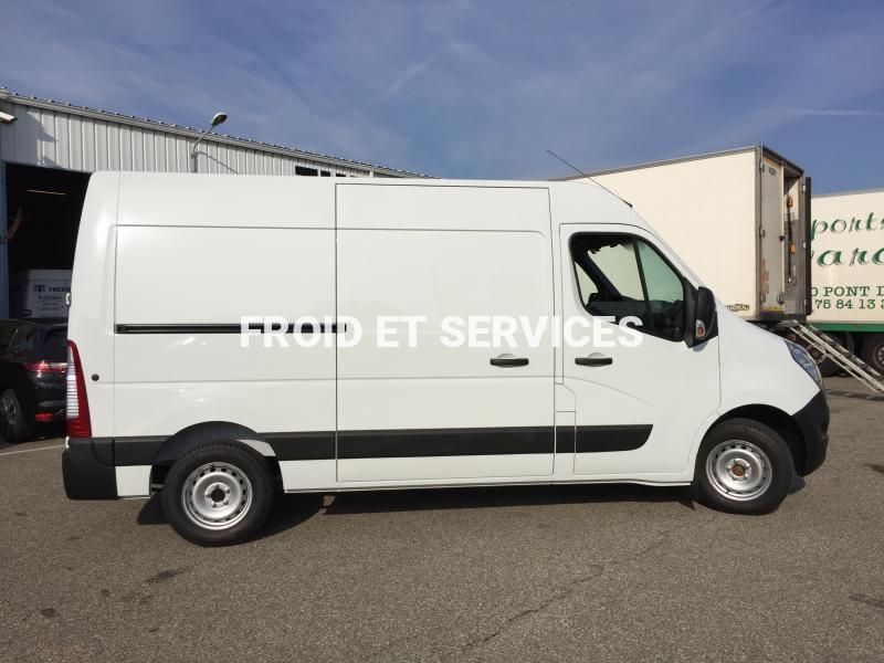 Utilitaire Renault Master