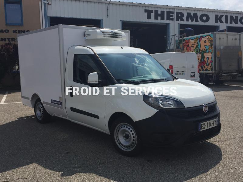 Utilitaire Fiat Doblo Plancher Cabine