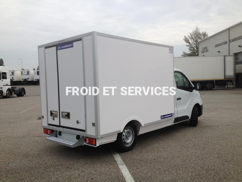 Utilitaire Renault Trafic