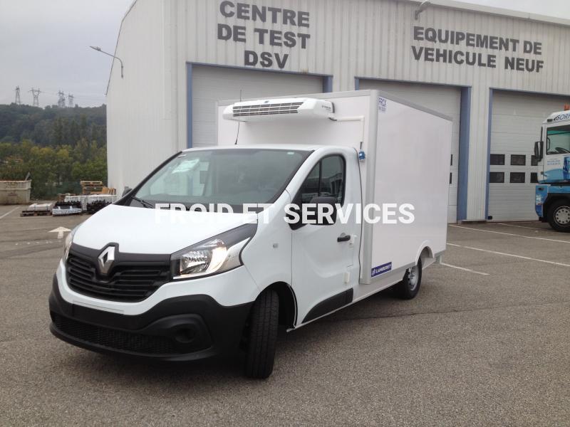 Renault                 trafic plancher cabine