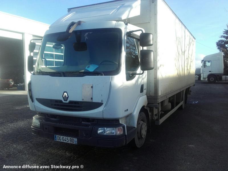Photo Renault Midlum 190 image 1/2