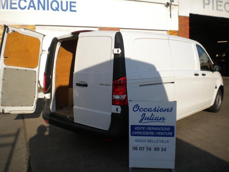 Commercial van/truck Mercedes Vito