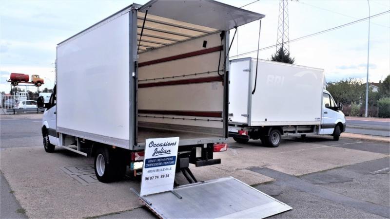 Transporter/LKW  Mercedes Sprinter 513 CDI