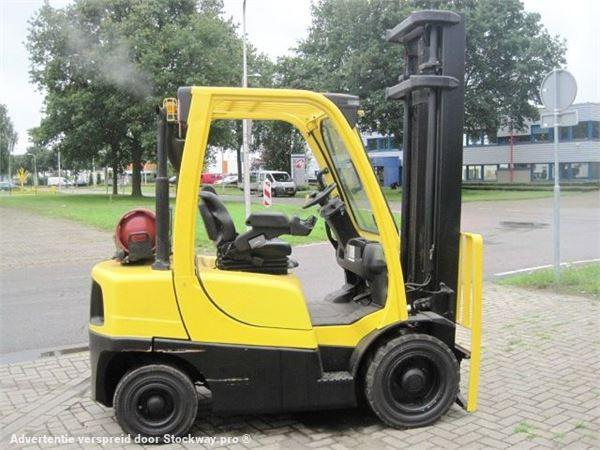 Photo Hyster H 2.5 FT  image 1/6
