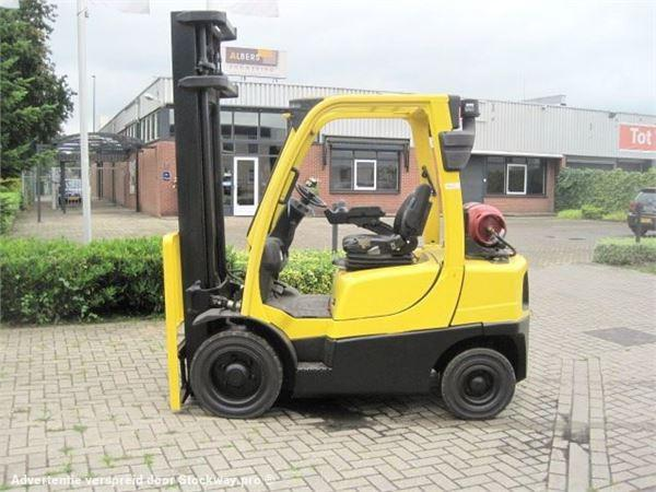 Photo Hyster H 2.5 FT  image 2/6