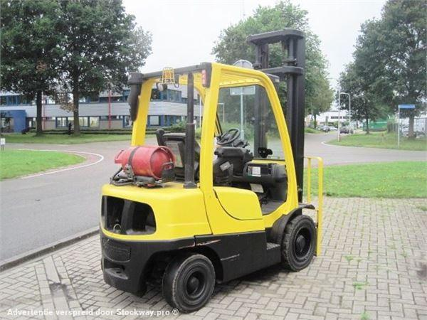 Photo Hyster H 2.5 FT  image 5/6