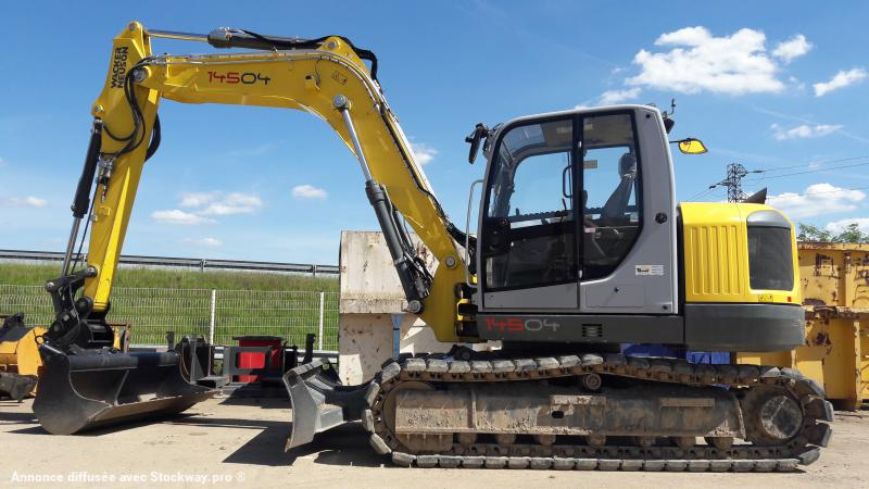 Wacker neuson 14504 woippy 57140 for Code postal woippy