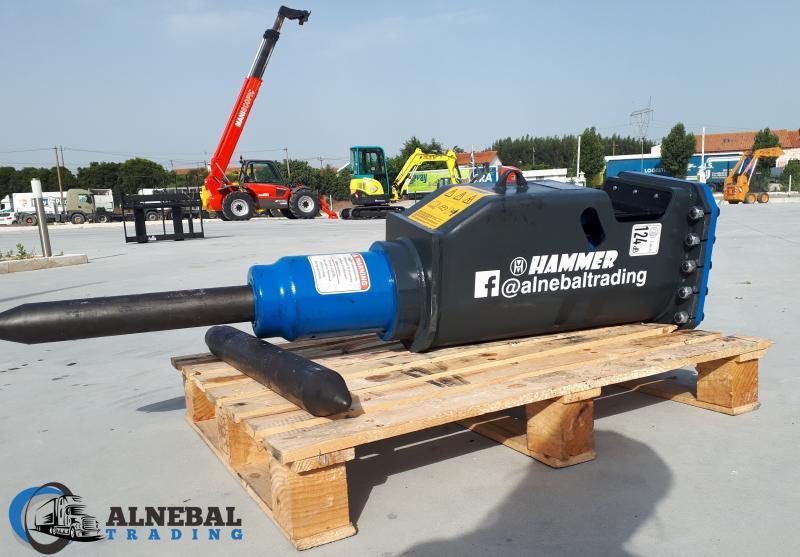 Alnebal Trading Uni, Lda, 30 used vehicles & materiels