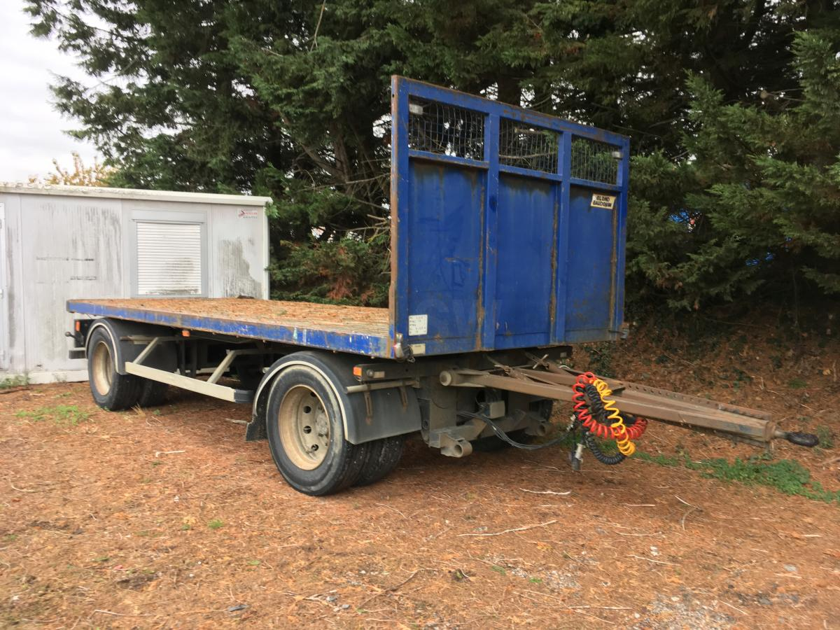 General Trailers RT19C12RT