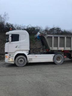 Sattelzugmaschine Scania R 520