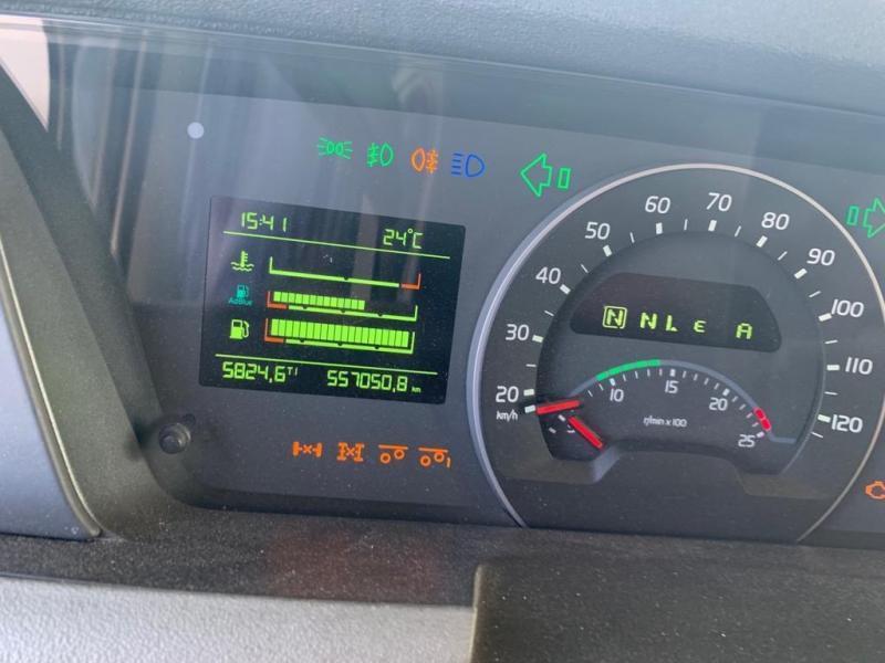 Sattelzugmaschine Volvo FH13 540