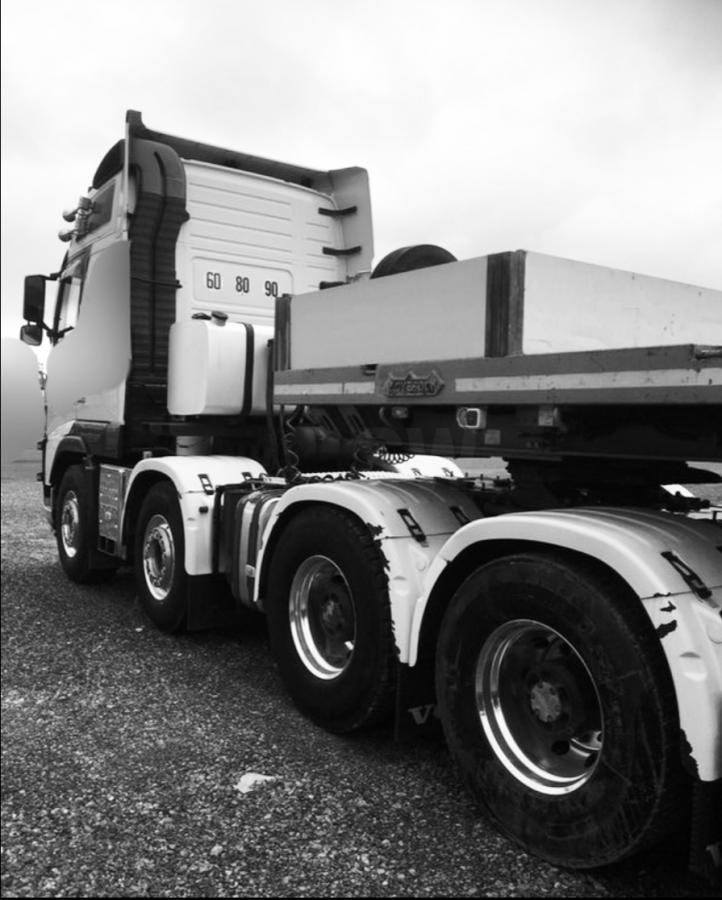 Tracteur Volvo FH16 660