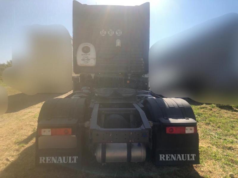 Sattelzugmaschine Renault Magnum 520 DXI