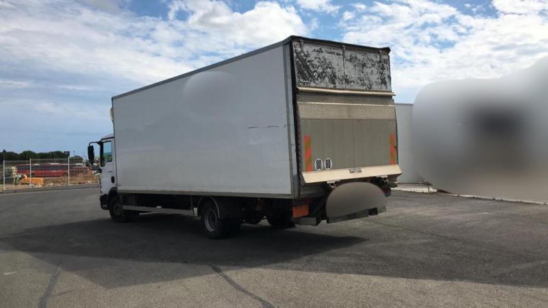 vrachtwagen MAN TGL