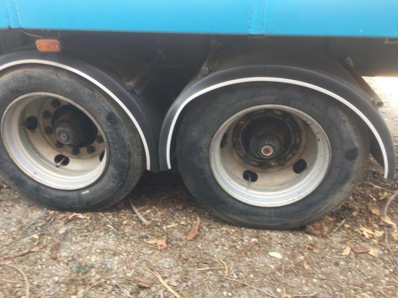 vrachtwagen Scania R 500