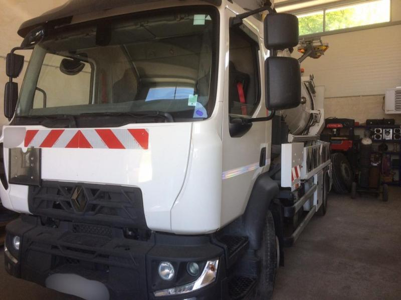Strassenreiniger Renault Gamme M 270