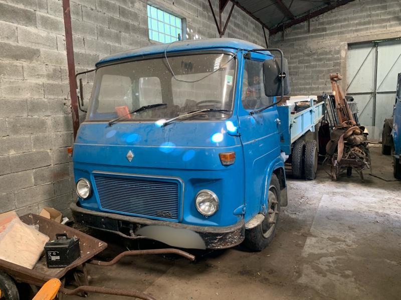 Camion Saviem S G4