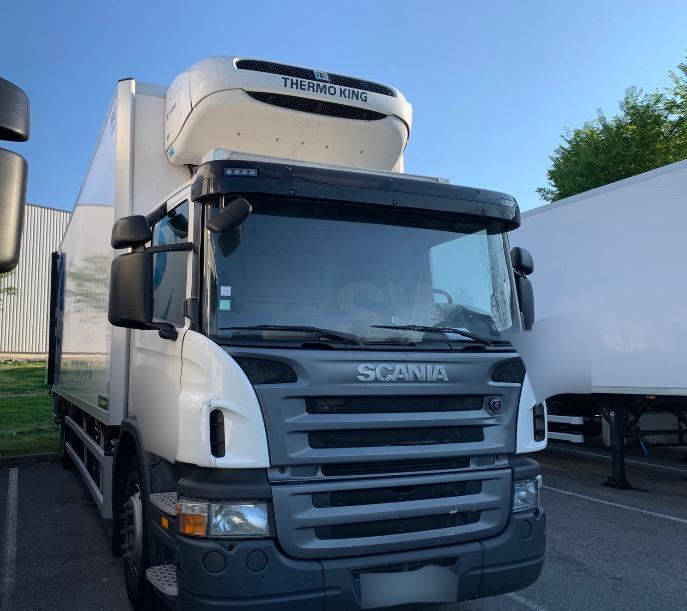 Camion Scania P 93P280