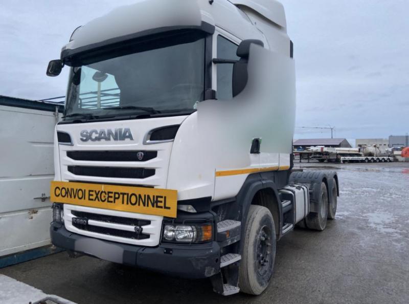 Scania R R 580