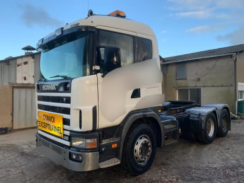 Tracteur Scania G 144G460