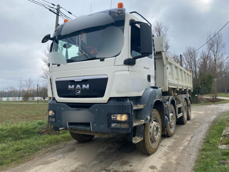 Camion MAN TGS 35.400