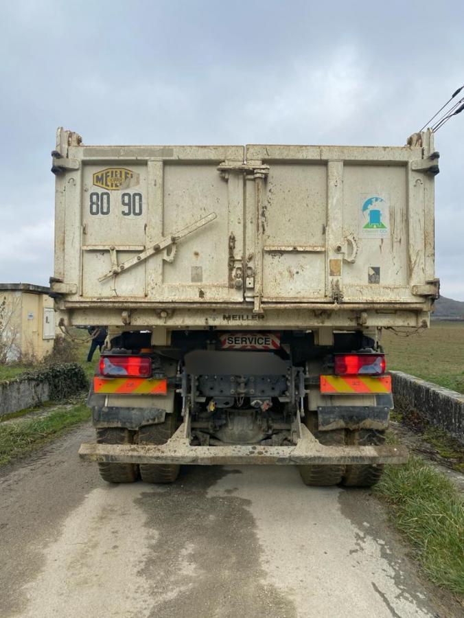 Camión MAN TGS 35.400