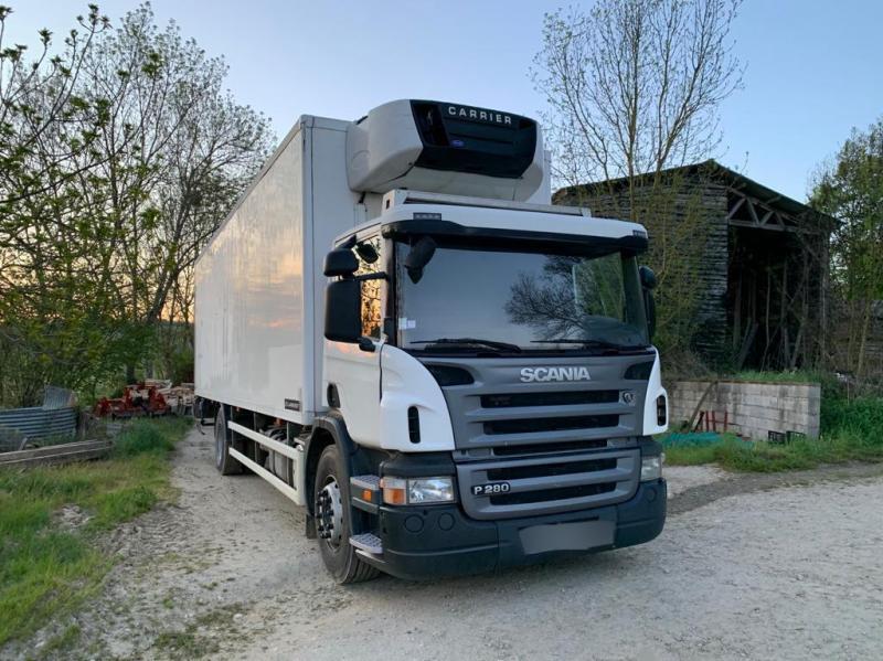 vrachtwagen Scania P 280
