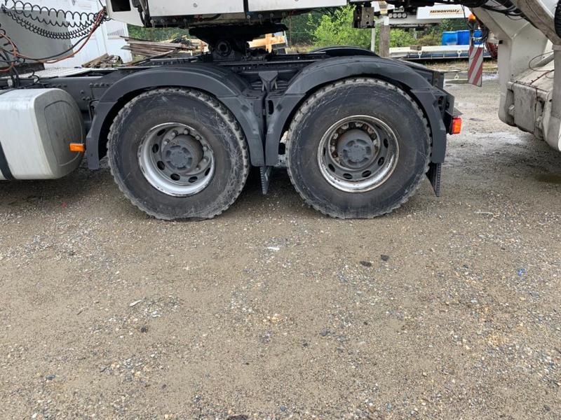 Tracteur Volvo FH16 750