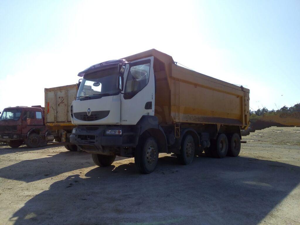 Camión Renault Kerax 440