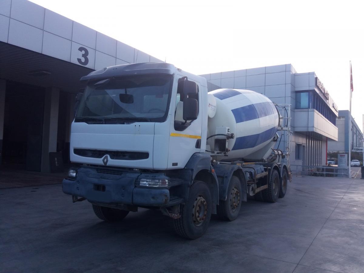 Renault Kerax 420