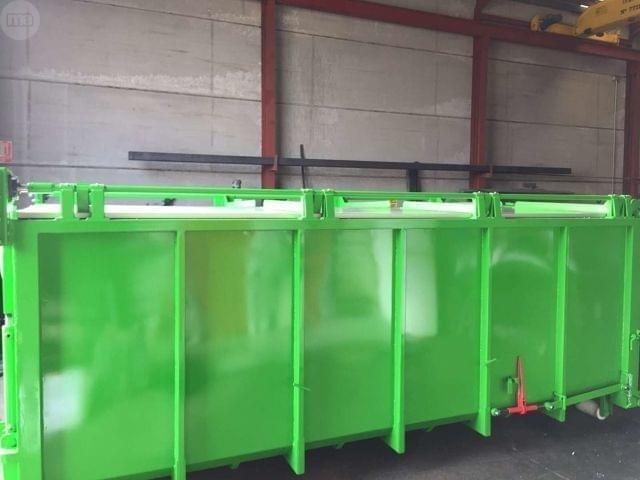 Équipements PL nc Caja de residuos Áridos